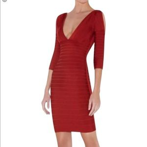 Herve Leger women dress